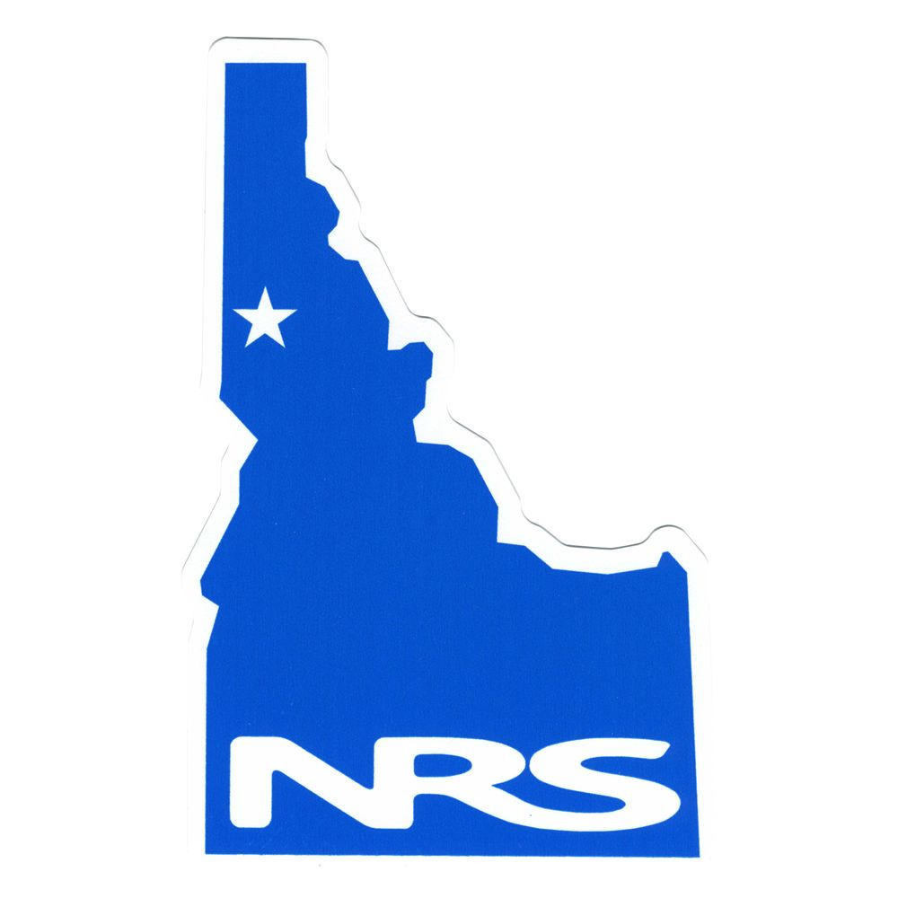 NRS Idaho Pride Sticker at nrs.com.
