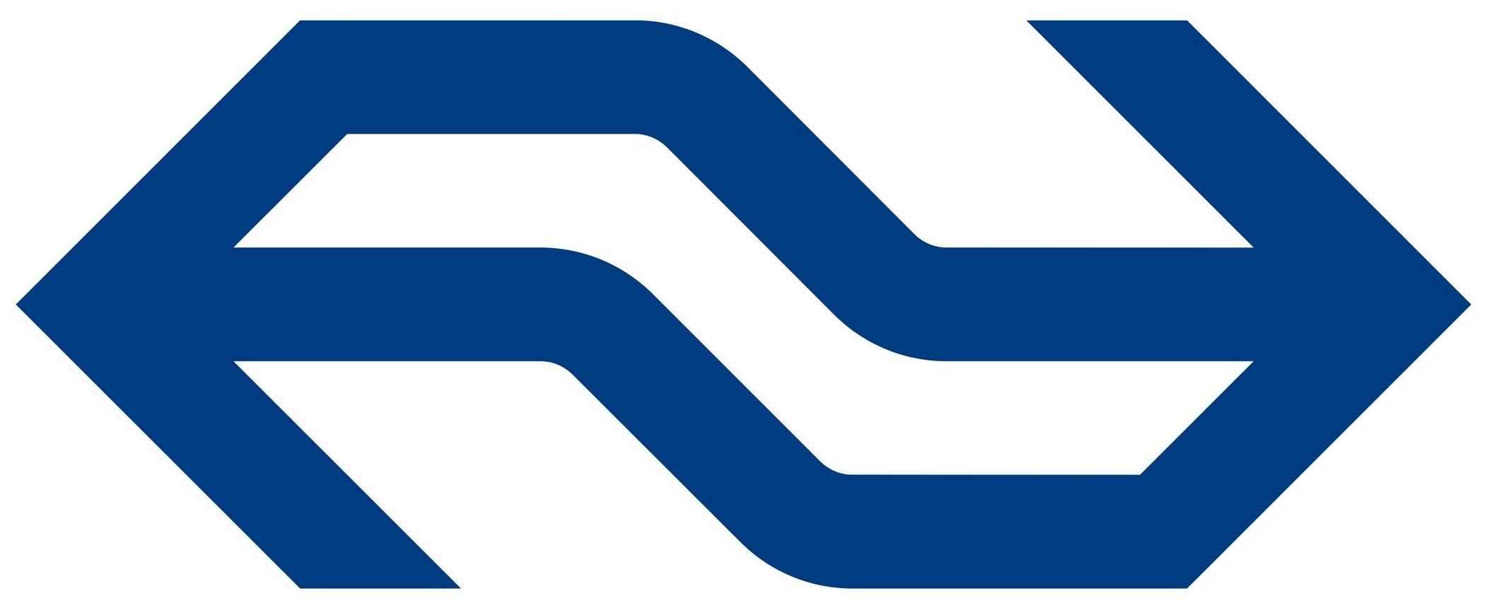 NS Logo [Nederlandse Spoorwegen] Download Vector.