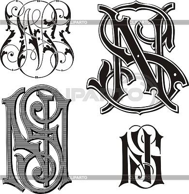 Monogram NS.