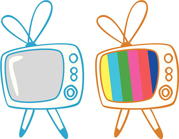 Ntsc Tv Clip Art, Vector Images & Illustrations.