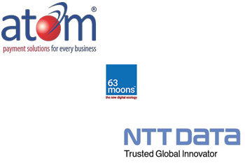 NTT DATA acquires majority stake in 63 moons\' Atom Technologies.