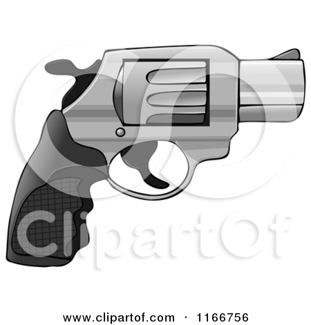 Royalty Free Stock Illustrations of Pistols by Dennis Cox Page 1.
