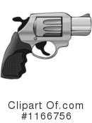 Revolver Clipart #1.