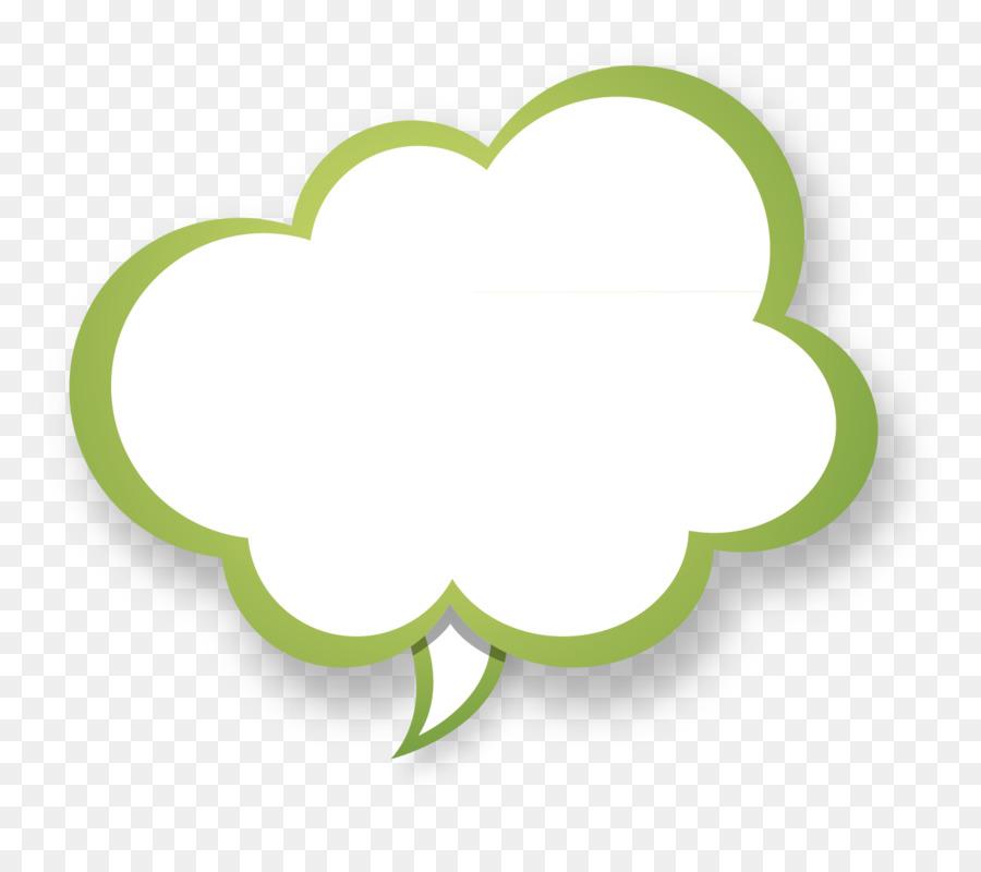Cuadro De Diálogo, Cuadro De Texto, La Nube imagen png.