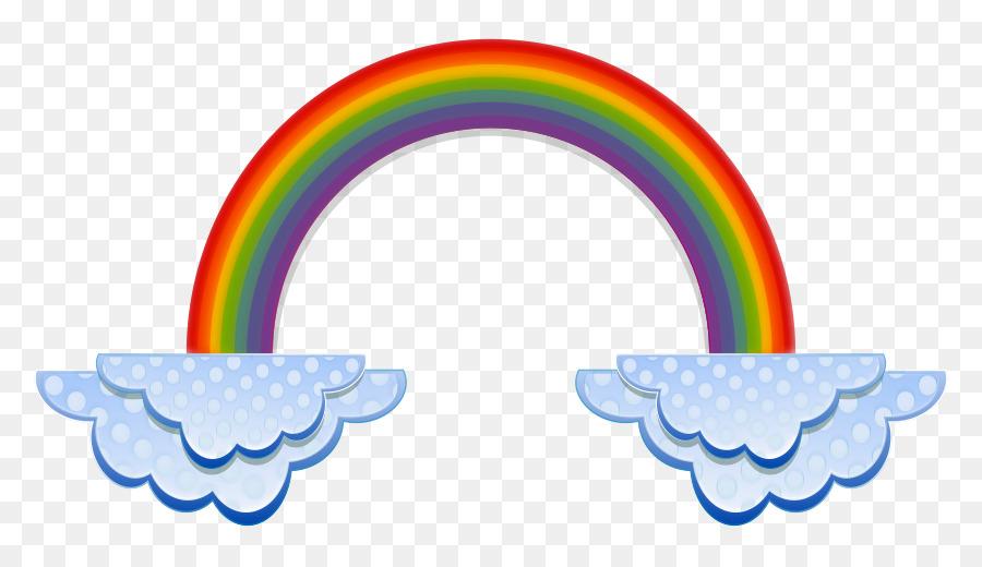 Arco Iris, La Nube, Color imagen png.