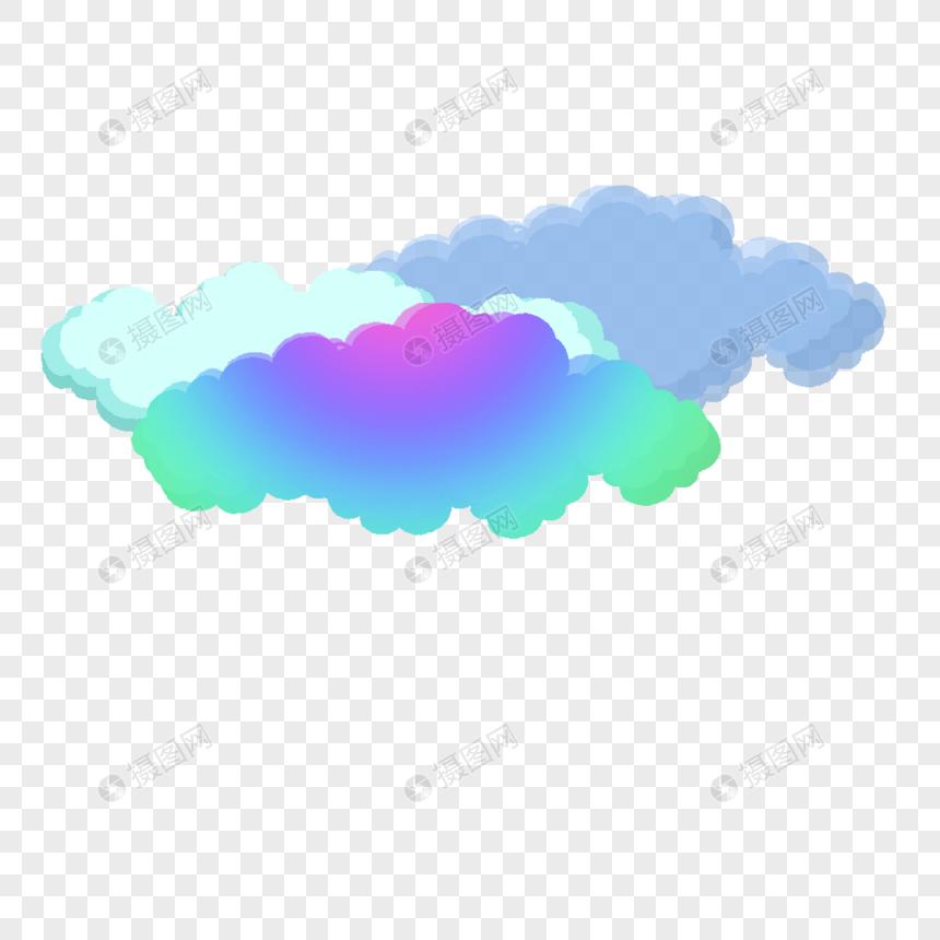nubes de colores Imagen Descargar_PRF Gráficos 401068731_psd.