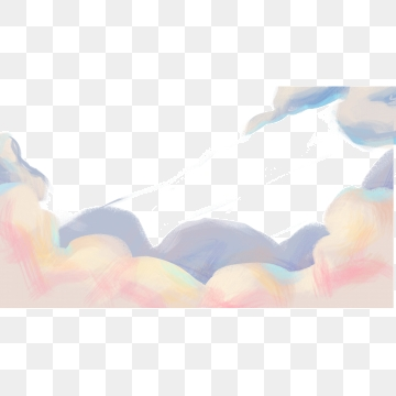 Nubes De Colores Png, Vectores, PSD, e Clipart Para Descarga.