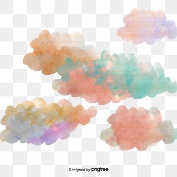 Nubes De Colores Png, Vectores, PSD, e Clipart Para Descarga.