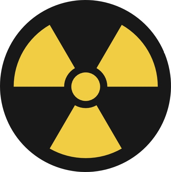 Clipart Nuclear Symbol.