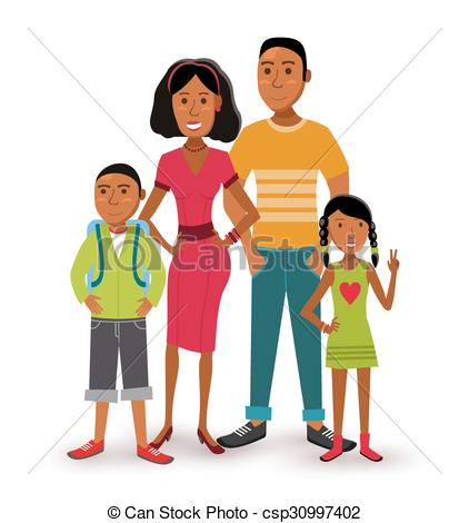 Nuclear family Clip Art Vector and Illustration. 41 Nuclear family.