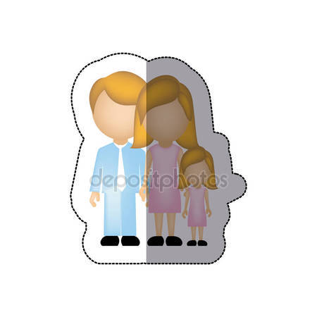Nuclear family Stock Vectors, Royalty Free Nuclear family.