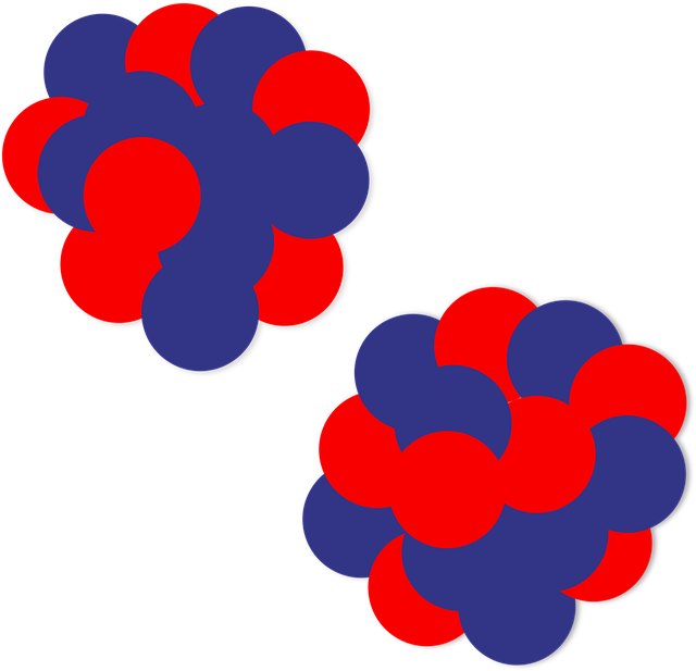 Free vector graphic: Atom, Atoms, Nuclear, Nucleotide.