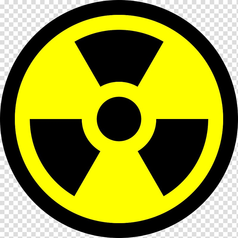 Hazard symbol Radiation Biological hazard Radioactive decay.