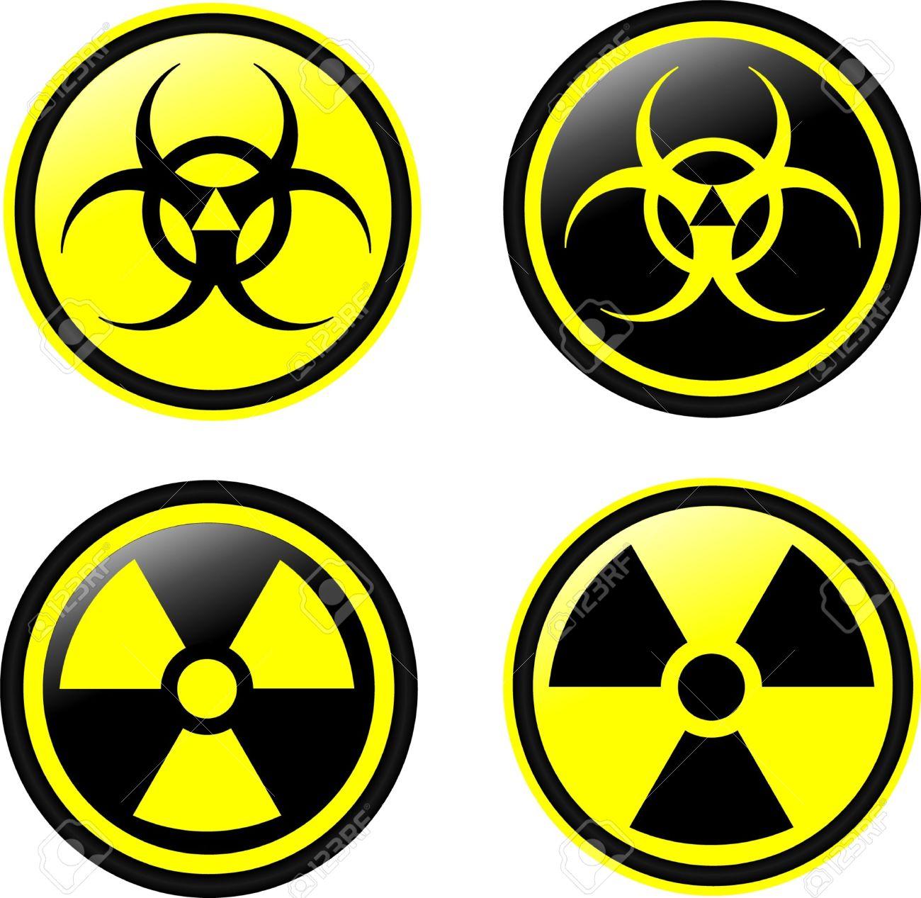 Radiation Clip Art Free.