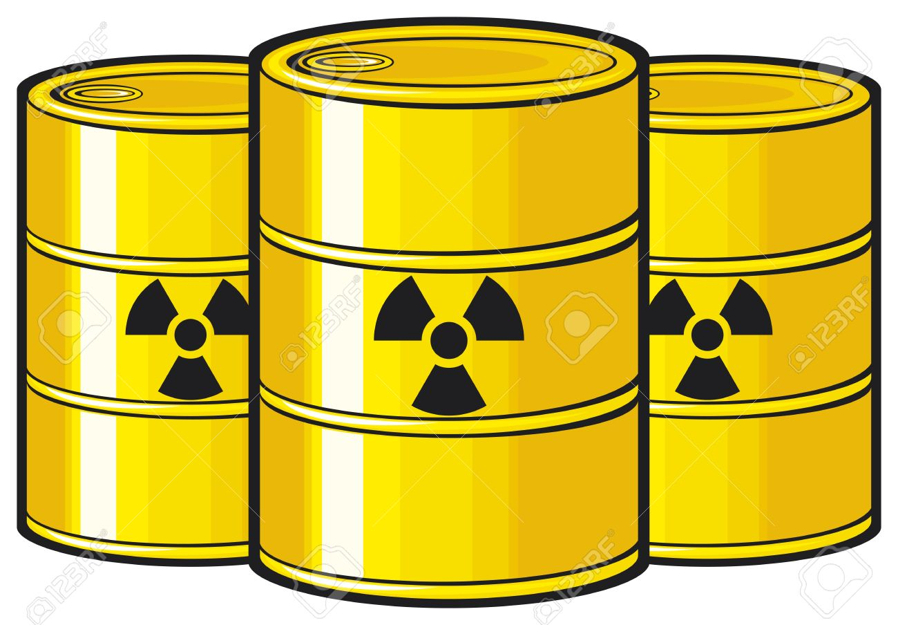 Barrels With Nuclear Waste Barrel Radioactive Waste, Radioactive.