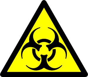 Nuclear Waste Symbol.