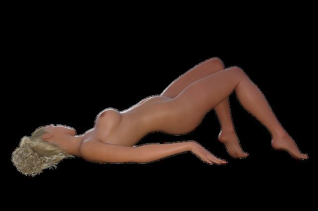 Naked Girl (PNG).