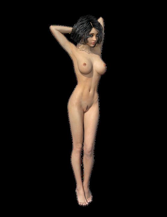 Nude Sexy Girl.