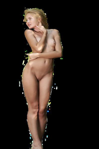 Naked Girl 2 (PNG).