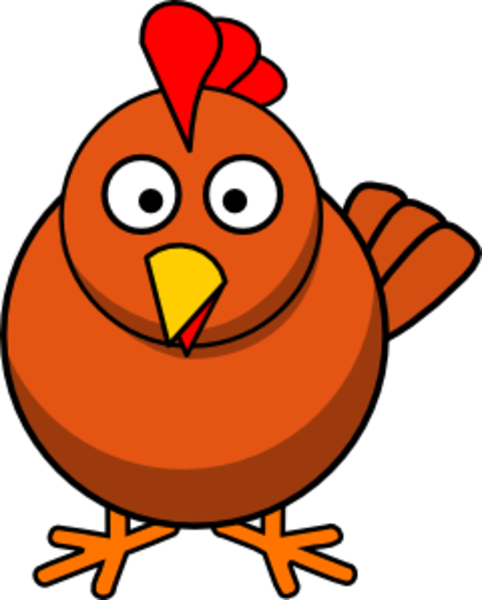 Chicken Nuggets Clipart.
