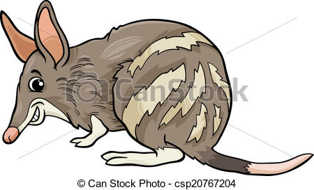 Showing post & media for Cartoon numbat clip art.