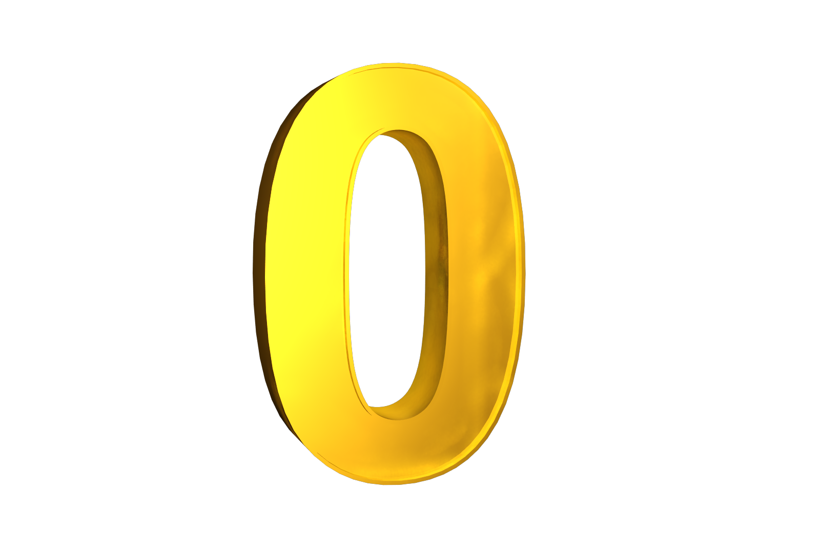 Number 0 png 8 » PNG Image.