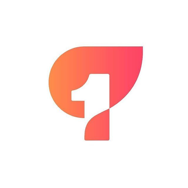 Number 1 logo by Posted @vadimcarazan.