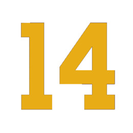Number 14 Cliparts PNG and Number 14 Cliparts Transparent.