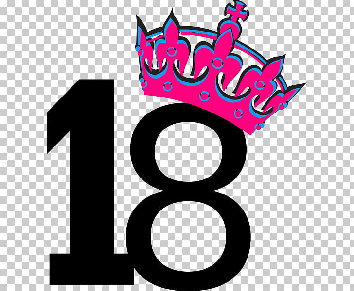 Friday the 13th Number , Number 18 s PNG clipart.