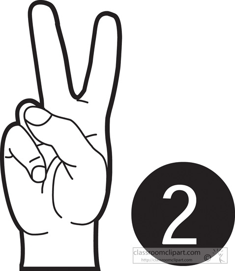 Number Sign Clipart.