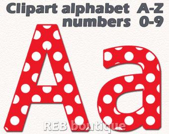 Polka dot number.