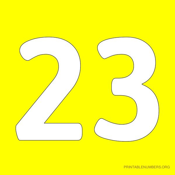 Free Number 23 Cliparts, Download Free Clip Art, Free Clip.