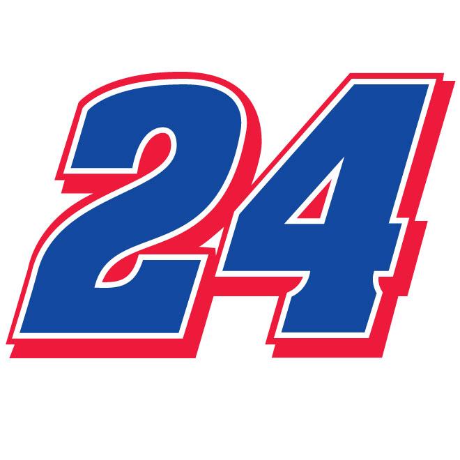 Jeff Gordon vector number.