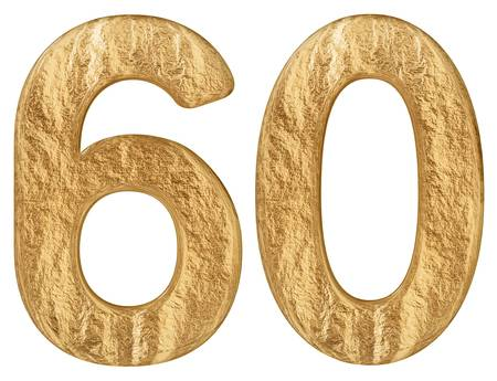 Number 60 Stock Vector Illustration And Royalty Free Number.