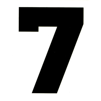 Free Number 7, Download Free Clip Art, Free Clip Art on.