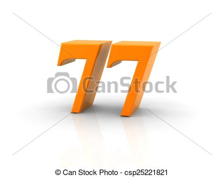 Number 77 Illustrations and Clipart. 110 Number 77 royalty free.
