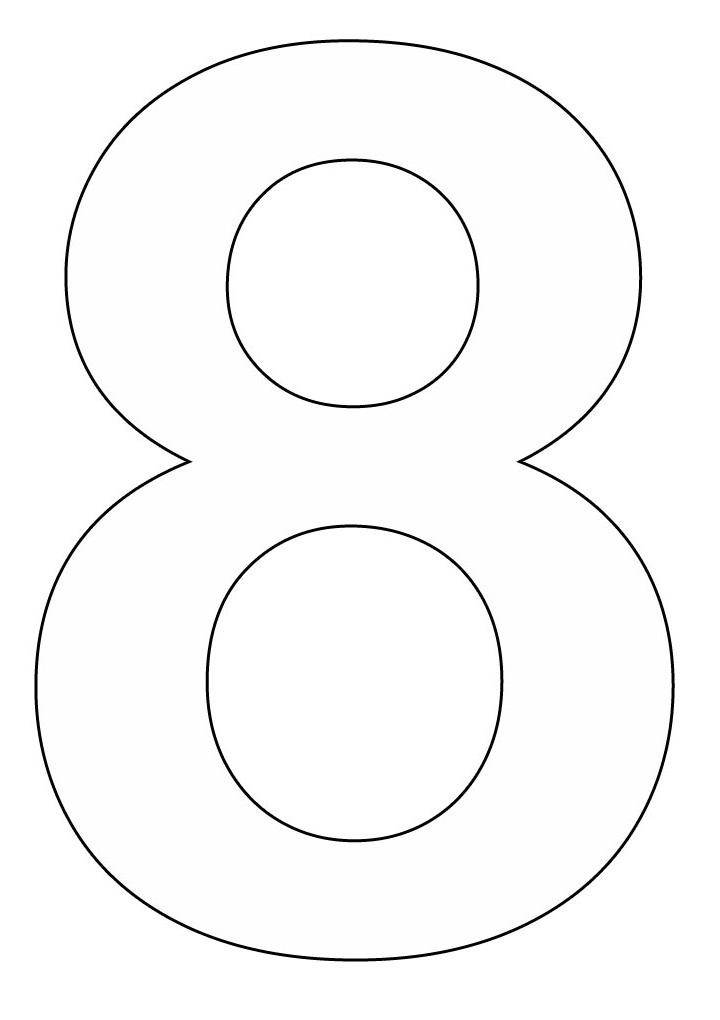 Free Number 8, Download Free Clip Art, Free Clip Art on.
