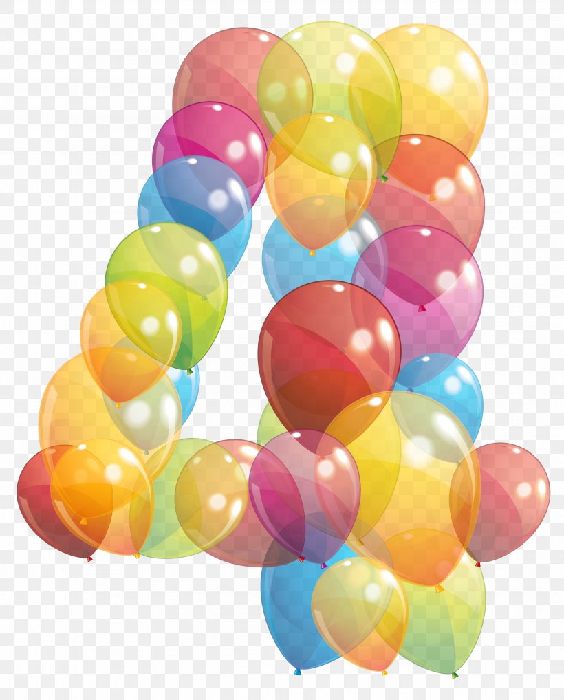 Number Balloon Clip Art, PNG, 3449x4285px, Balloon, Birthday.