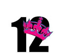 Similiar Birthday Number 12 Clip Art Keywords.