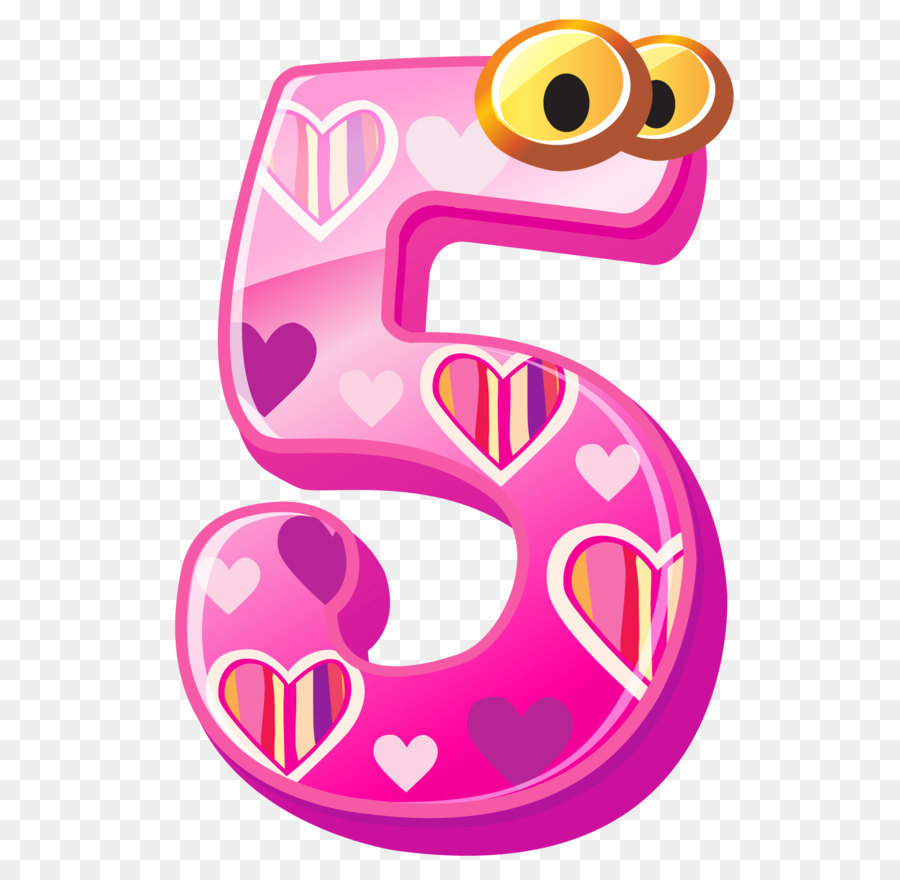 Cute numbers clipart » Clipart Station.