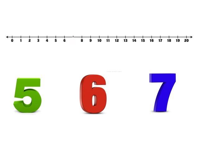 Number Line 0.