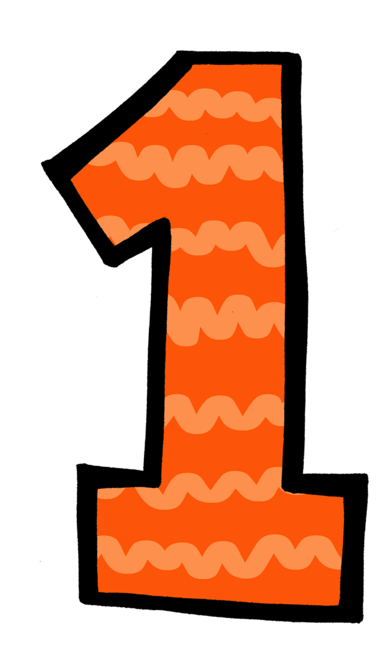 Number one clipart » Clipart Station.