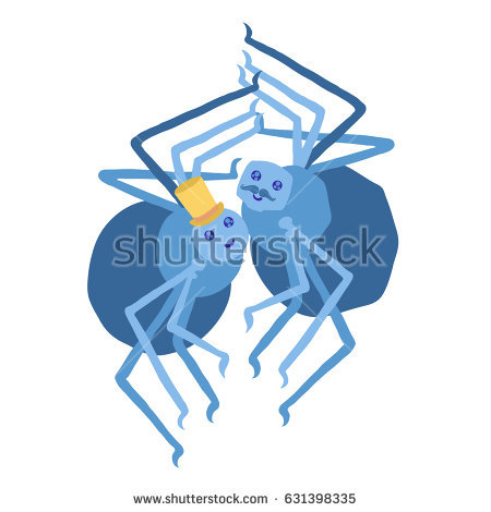 Friendly Spider Stock Vectors, Images & Vector Art.