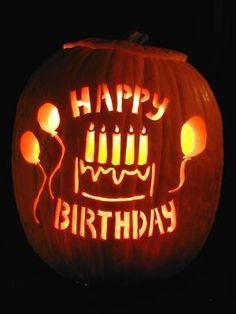 Treat Filled Pumpkin Balloons.