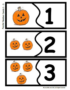Halloween Fun with Five Little Pumpkins.