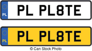 Number plates Illustrations and Clipart. 2,705 Number plates.