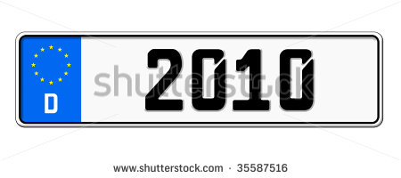Car Number Plate Stock Photos, Royalty.