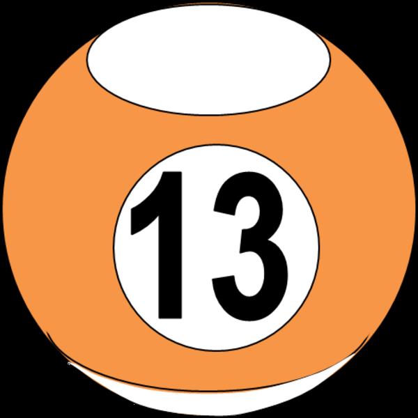 Billiard Ball 11.