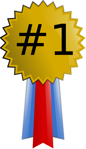 Gold Medal Numbered Clip Art At Clker Com Vector, Gold Medal Free.