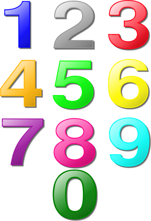 Pictures With Numbers.